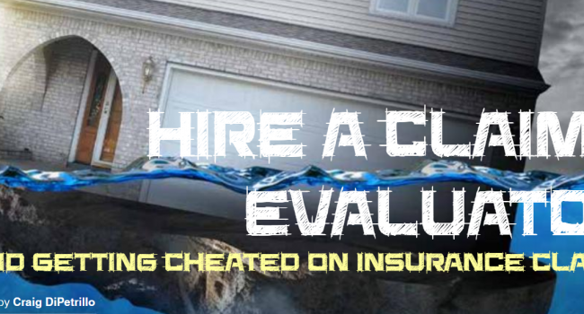 claims evaluator